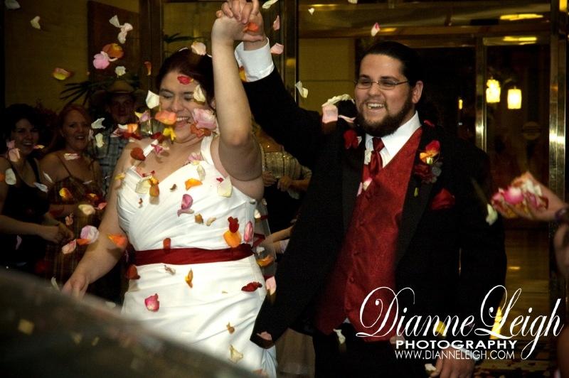 Marriot Wedding Ceremony | Elisa & John