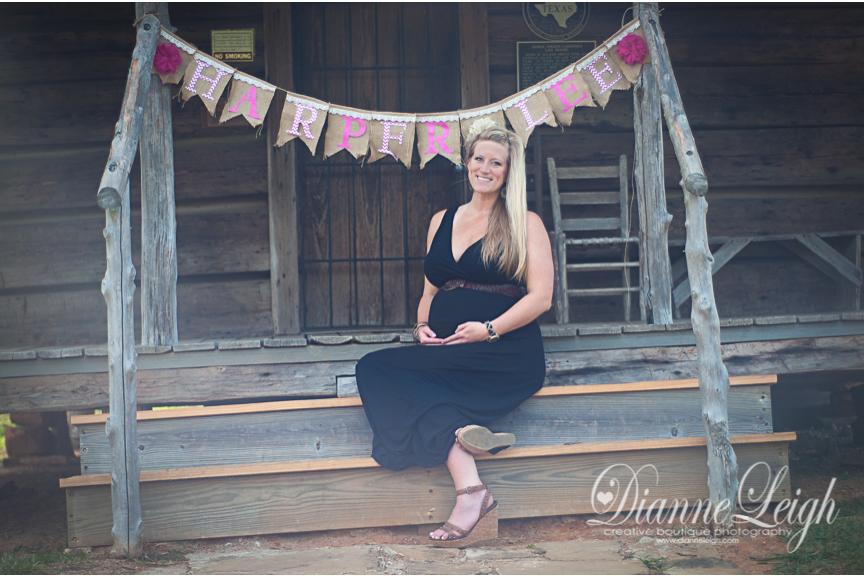 Maternity Portraits | Amanda + Ivan