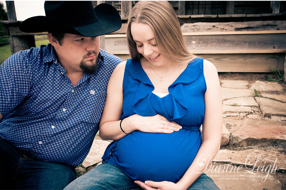 Maternity Portraits | Stacy + Chris