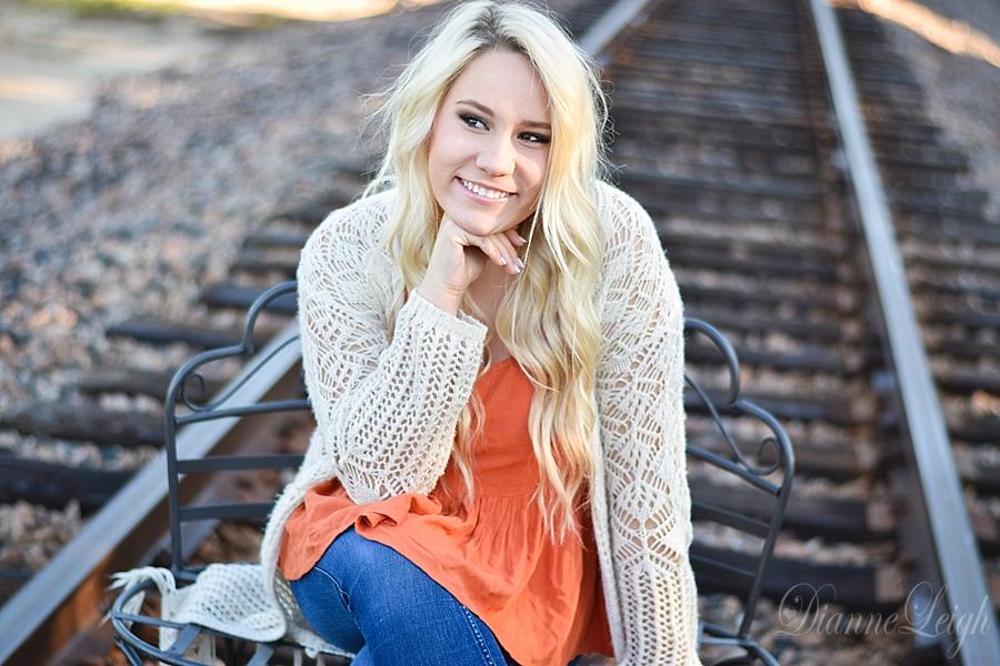 Montgomery Senior Photographer | Hailey
