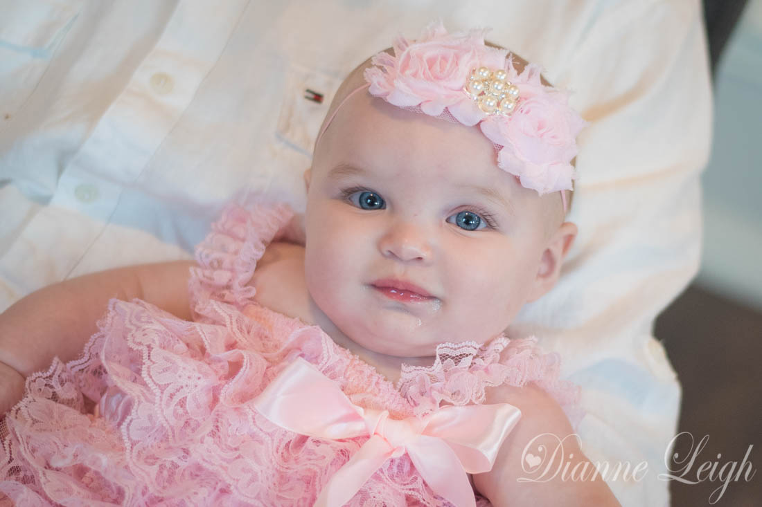 Tomball Newborn Photographer | Little Miss Meredith