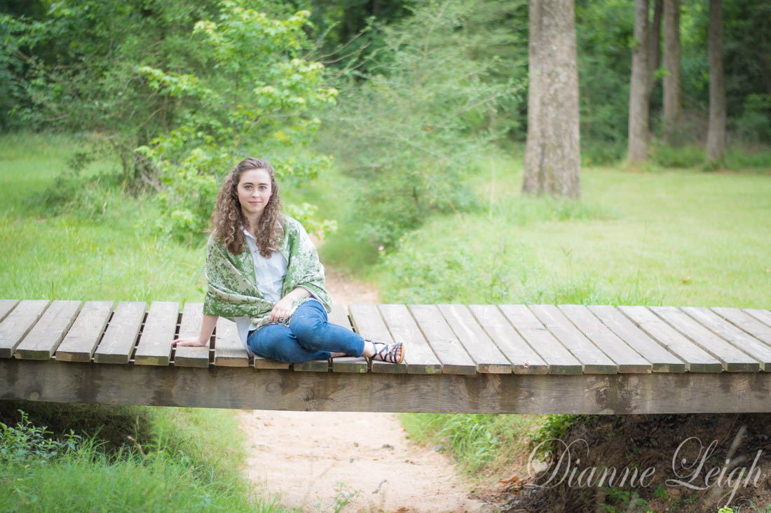 Tomball High School Senior Photographer | Izzy