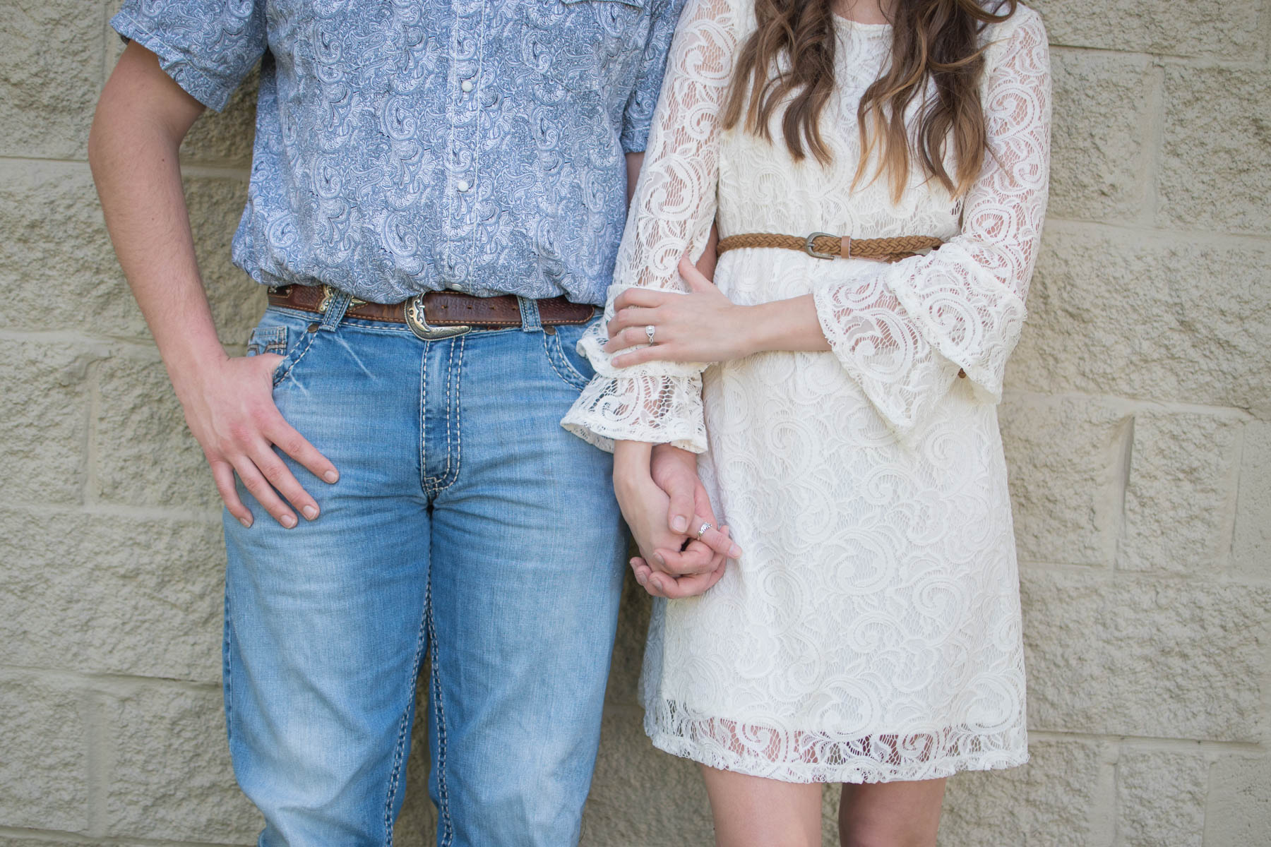Montgomery Engagement Session | Austin & Montgomery