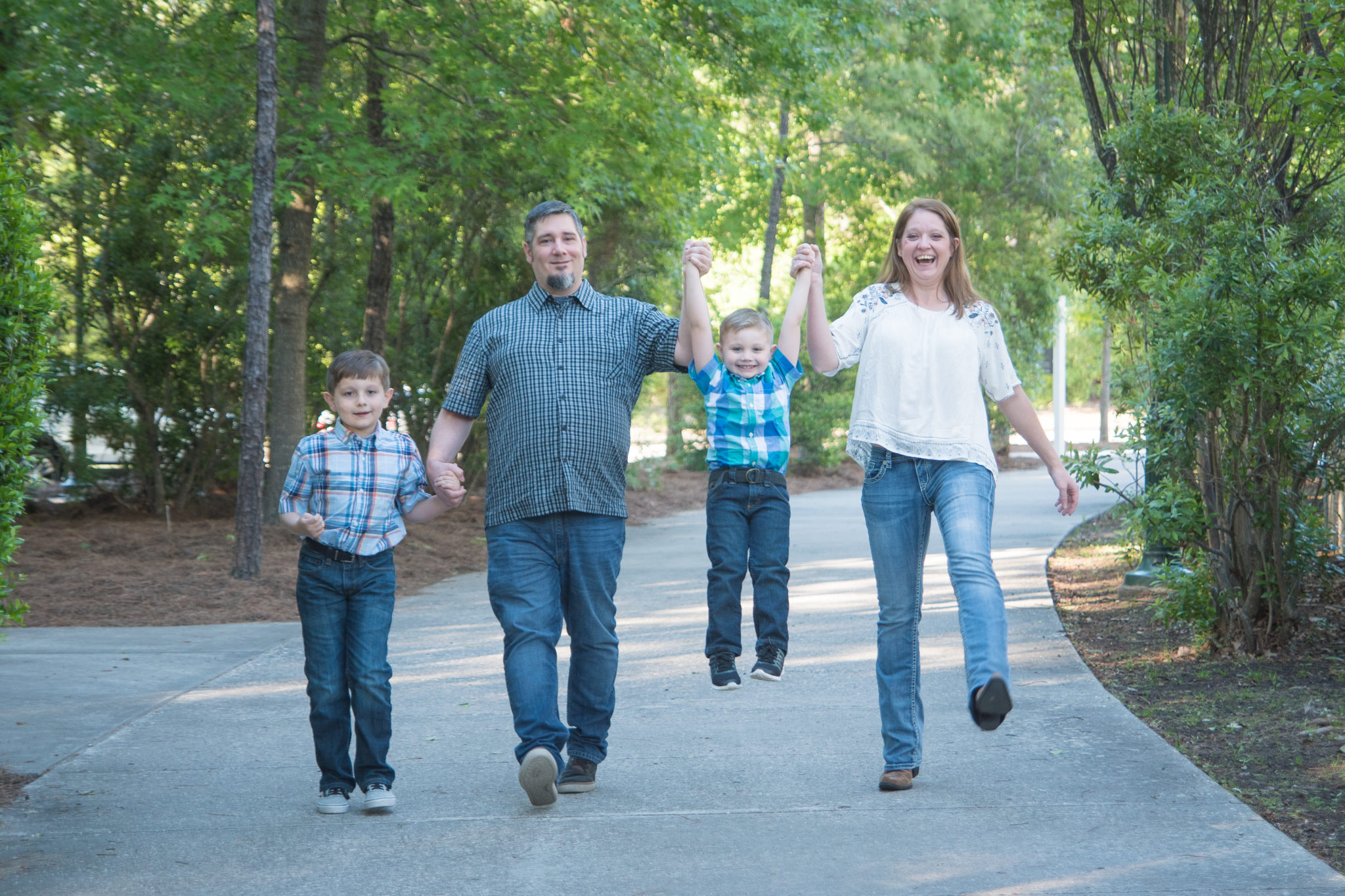 The Woodlands Family Photographer | The G Family