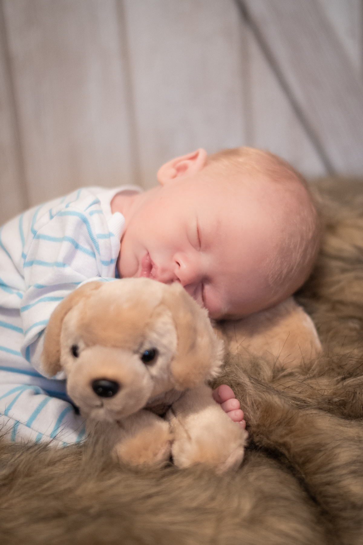 Newborn Photographer – Montgomery, Texas | Baby Keegan