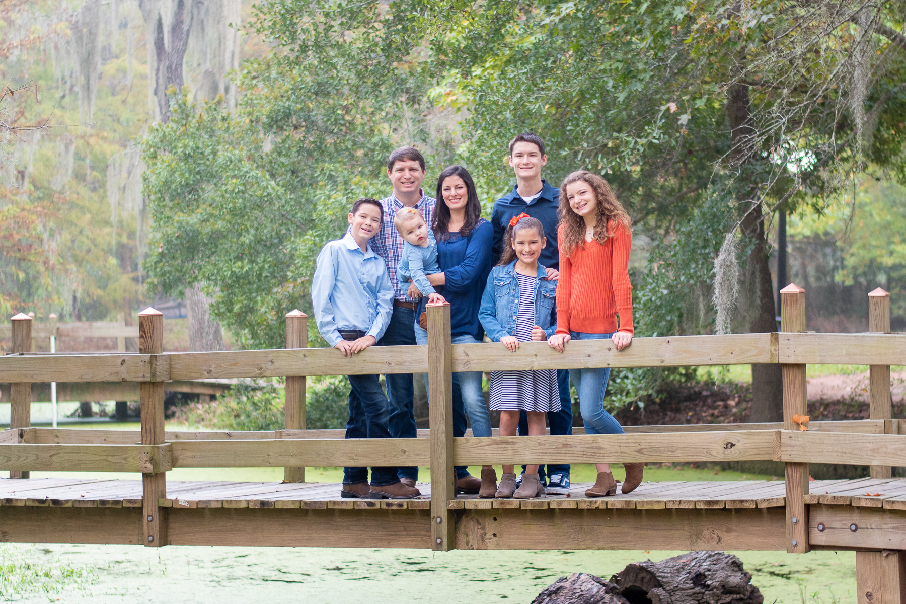 Family Photography – Tomball, Tx | Matlock Family