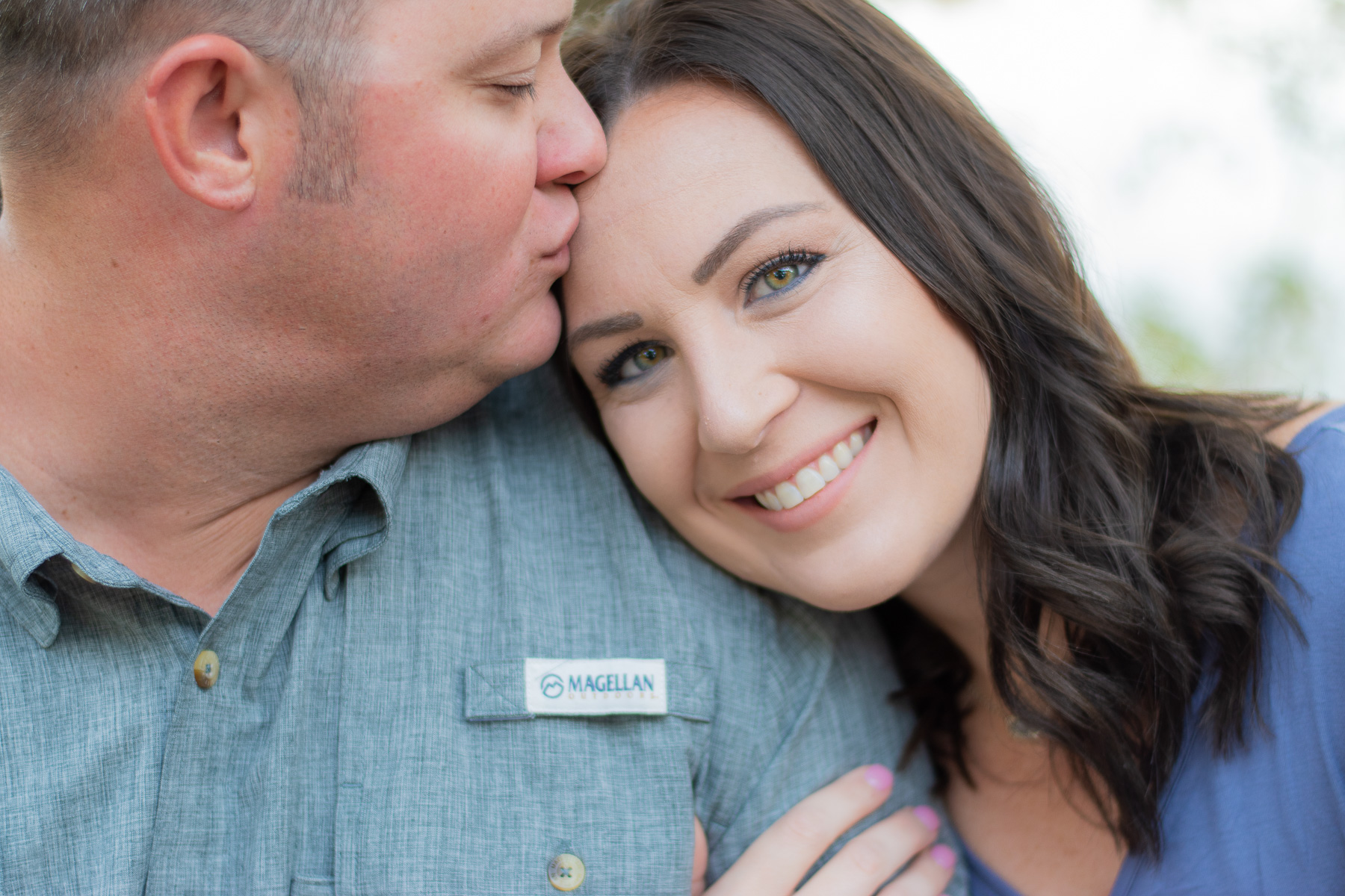 Engagement Portraits- The Woodlands, Texas | Emily + Sam