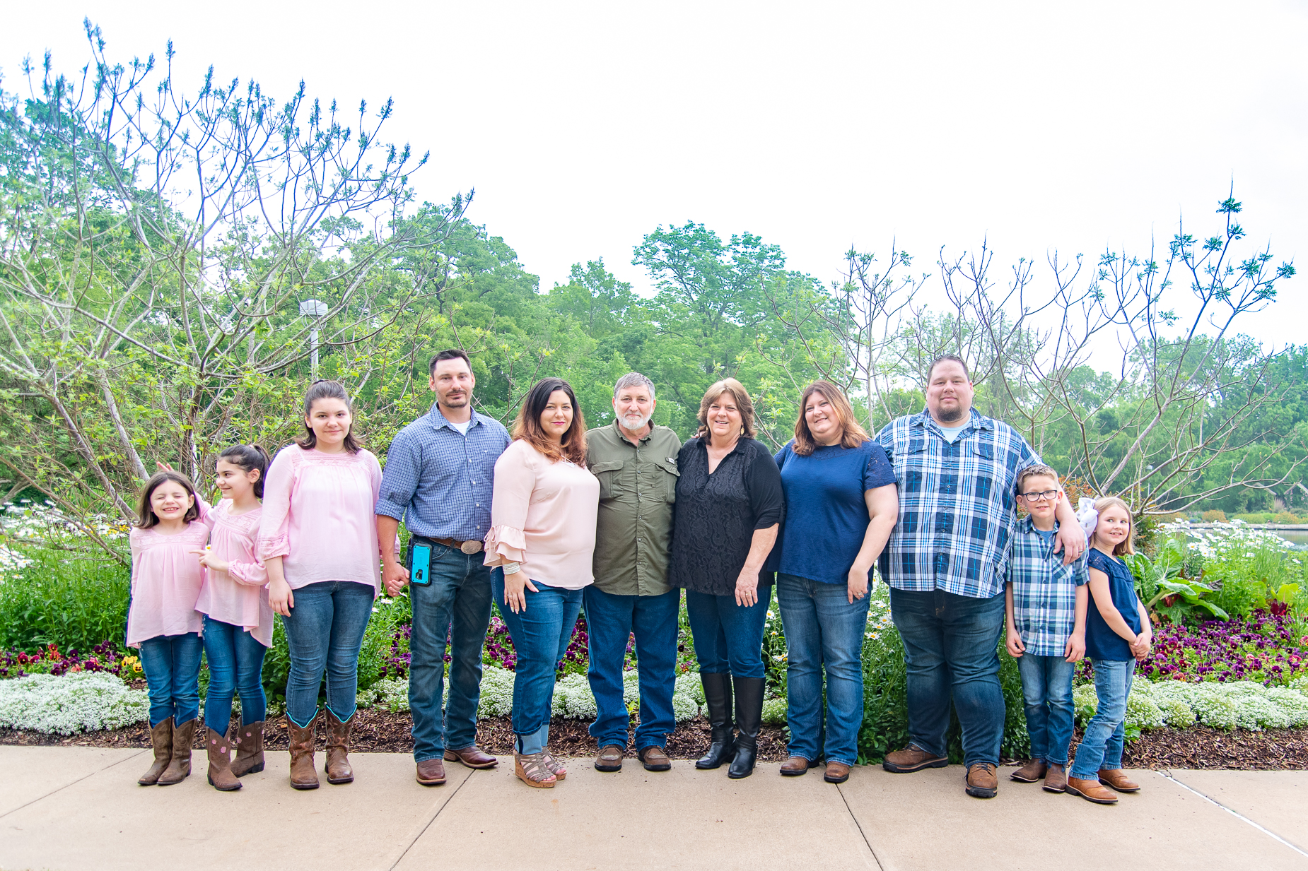 George Bush Library, College Station | Family Photographer