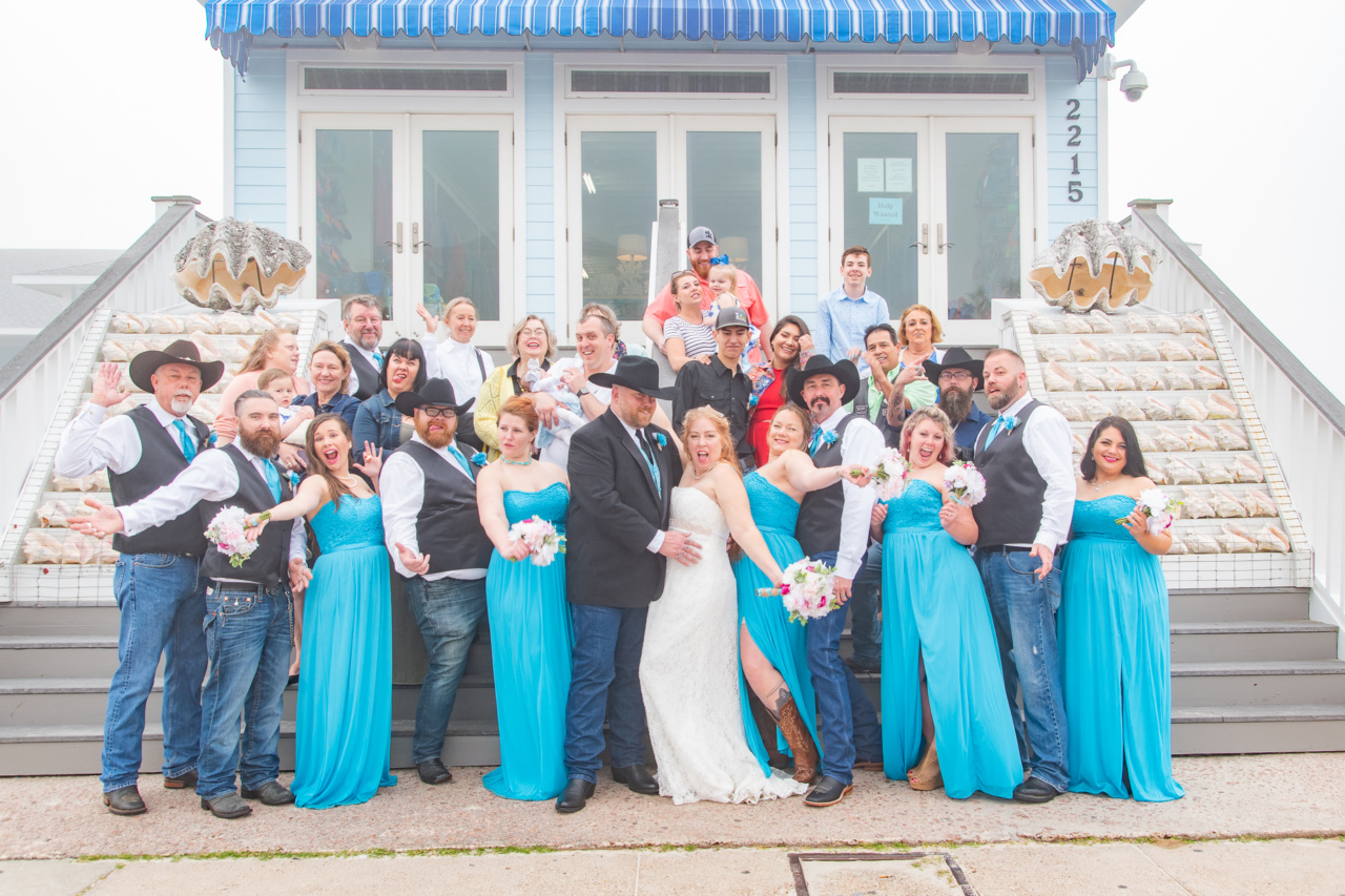 Murdocks Galveston Texas Wedding 1