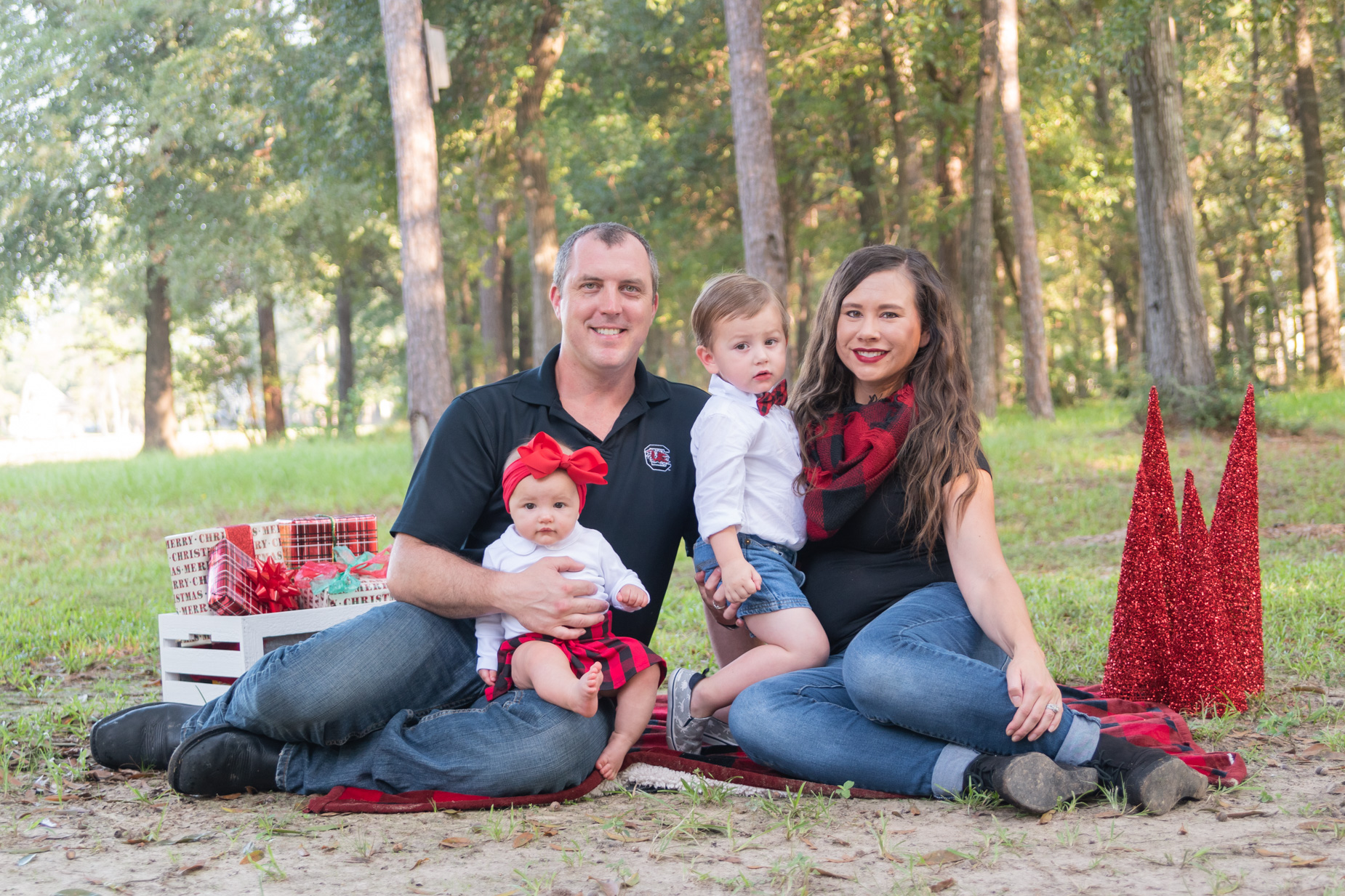Spring, Texas Family Photographer / Spring Family Photography / P Family