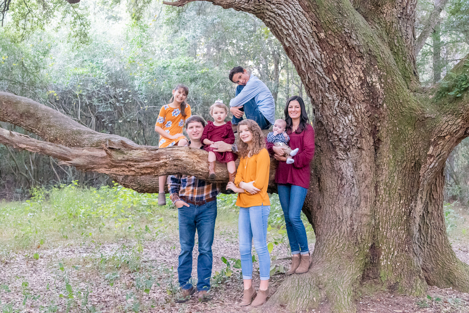 Tomball, Texas Photography | Tomball, Texas Family Photographer | Matlock Family